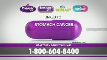 Bruera Law Firm PLLC TV Spot, 'Hearburn Drug Warning' - Thumbnail 5