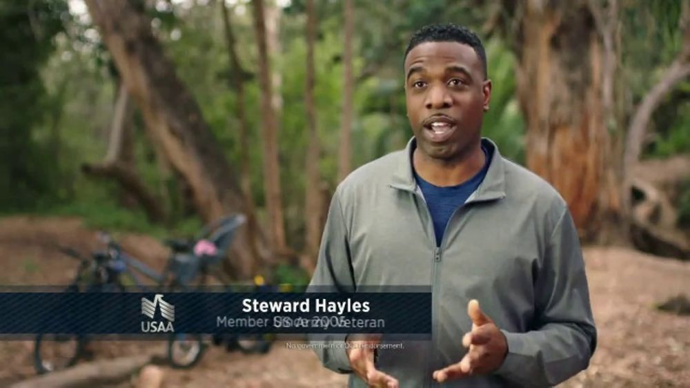 State Farm Accident Forgiveness >> USAA TV Commercial, 'The Hayles Family: Members for Life - iSpot.tv