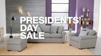 Macy's Presidents' Day Sale TV Spot, 'Furniture and Rugs' - Thumbnail 1