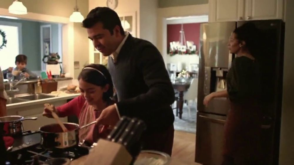 The Home Depot Black Friday Savings Tv Commercial Together Samsung Fridge Ispot Tv