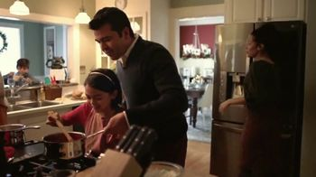 The Home Depot Black Friday Savings TV Spot, 'Together: Samsung Fridge'