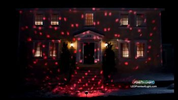 Points of Light LED Lightshow TV Spot, 'Make the Season Brighter' - Thumbnail 4