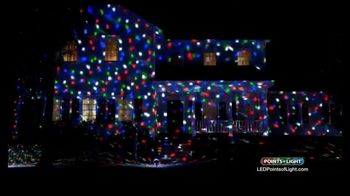 Points of Light LED Lightshow TV Spot, 'Make the Season Brighter' - Thumbnail 7