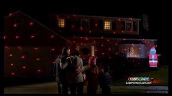 Points of Light LED Lightshow TV Spot, 'Make the Season Brighter' - Thumbnail 8