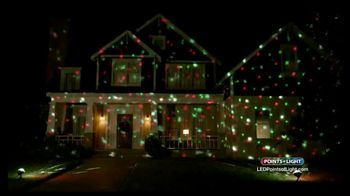 Points of Light LED Lightshow TV Spot, 'Make the Season Brighter' - Thumbnail 9