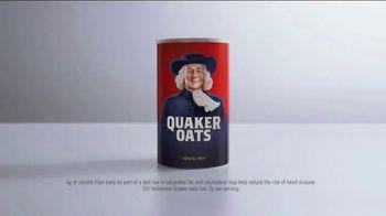 Quaker Oats TV Spot, 'Breakfast After Your Own Heart'