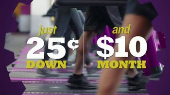 Planet Fitness TV Spot, 'Judgment Free Zone: 25 Cents Down' - Thumbnail 6