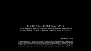 2018 Mercedes-Benz E-Class TV Spot, 'Liberar' [Spanish] [T1] - Thumbnail 8