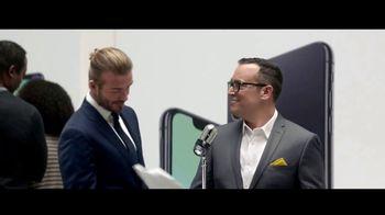 Sprint Unlimited TV Spot, 'Game Changers: iPhone X' Featuring David Beckham - Thumbnail 5