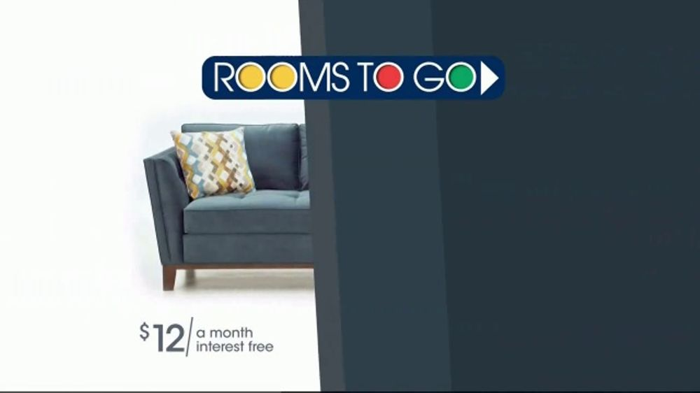 Rooms To Go Holiday Sale Tv Commercial Hot Colors Ispot Tv