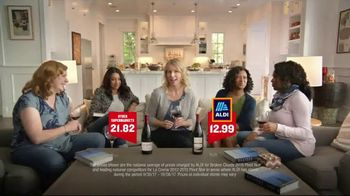 ALDI Broken Clouds Pinot Noir TV Spot, 'Red Wine' - Thumbnail 2
