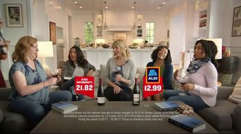 ALDI Broken Clouds Pinot Noir TV Spot, 'Red Wine' - Thumbnail 3