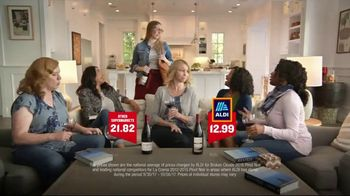 ALDI Broken Clouds Pinot Noir TV Spot, 'Red Wine' - 10 commercial airings