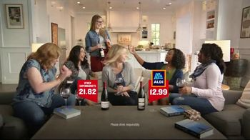 ALDI Broken Clouds Pinot Noir TV Spot, 'Red Wine' - Thumbnail 5