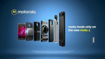 Motorola Moto Z TV Spot, 'Reinvent Your Smartphone' - Thumbnail 8