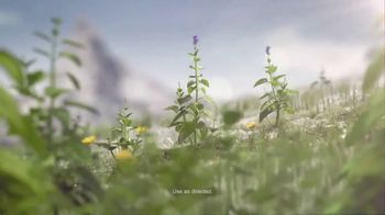 Ricola Cough Drops TV Spot, 'Mountain Snow Helps Herbs Grow' - Thumbnail 2