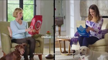 Blue Buffalo Life Protection Formula TV Spot, 'Blue Buffalo vs. Purina One' - Thumbnail 5