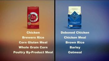 Blue Buffalo Life Protection Formula TV Spot, 'Blue Buffalo vs. Purina One' - Thumbnail 8