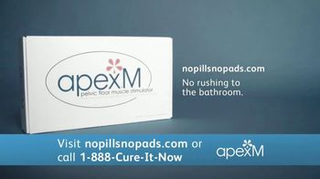 apexM TV Spot, 'No Pills, No Pads, Just Dry' - Thumbnail 7