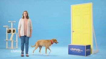Chewy.com TV Spot, 'Big Bags of Pet Food and Litter, Delivered!' - Thumbnail 9