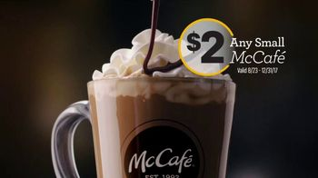 McDonald's McCafé TV Spot, '$2 Peppermint Mocha for a Limited Time' - Thumbnail 1
