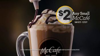 McDonald's McCafé TV Spot, '$2 Peppermint Mocha for a Limited Time' - Thumbnail 6