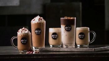 McDonald's McCafé TV Spot, '$2 Peppermint Mocha for a Limited Time' - Thumbnail 5