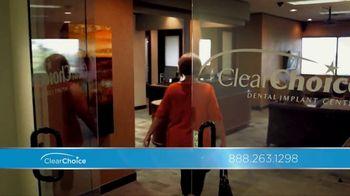 ClearChoice TV Spot, 'Elaine's Story' - Thumbnail 7