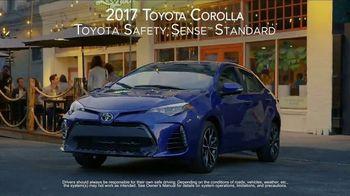 2017 Toyota Corolla TV Spot, 'Live With Inspiration' - Thumbnail 5