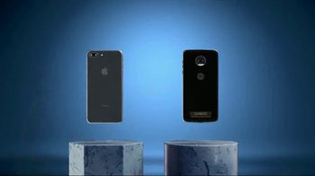 Motorola Moto Z TV Spot, 'Can Your Phone Do This: Amazon Alexa' - Thumbnail 1