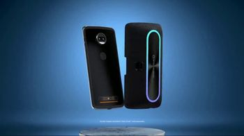 Motorola Moto Z TV Spot, 'Can Your Phone Do This: Amazon Alexa'
