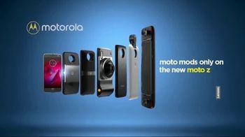 Motorola Moto Z TV Spot, 'Can Your Phone Do This: Amazon Alexa' - Thumbnail 7