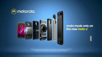 Motorola Moto Z TV Spot, 'Can Your Phone Do This: Amazon Alexa' - Thumbnail 8