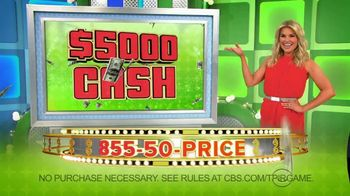 The Price Is Right: Play at Home Game TV Spot, 'Win Cash' - Thumbnail 6