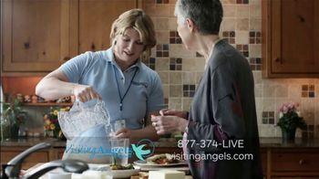 Visiting Angels TV Spot, 'Rewarding Career'