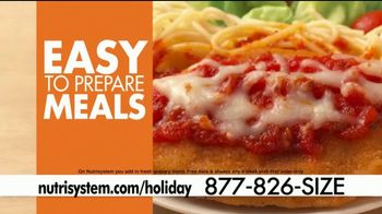 Nutrisystem Lean 13 TV Spot, 'Look Great for the Holidays' Ft. Marie Osmond - Thumbnail 4