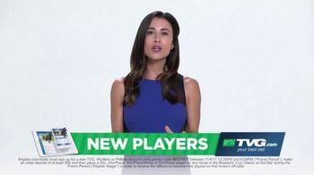 TVG.com TV Spot, 'Best Bet' Featuring Britney Eurton, Simon Bray - Thumbnail 3