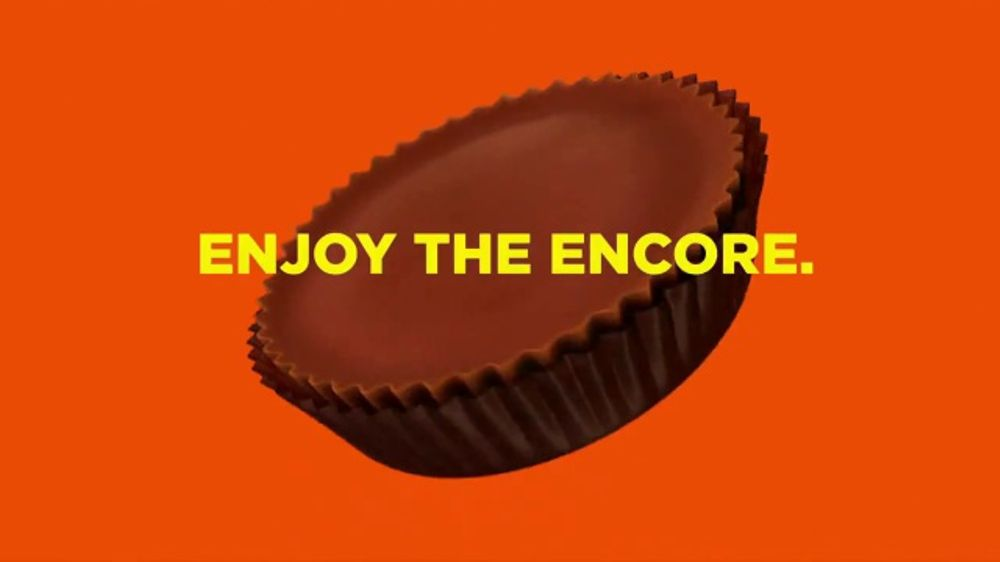 Reeses Tv Commercial Enjoy The Encore Ispottv