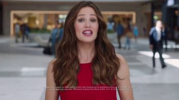 Capital One Venture Card TV Spot, 'See the Light' Featuring Jennifer Garner - Thumbnail 7