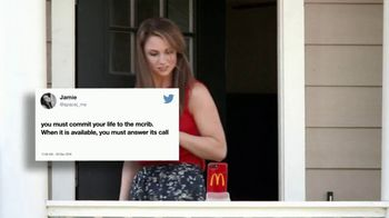 McDonald's McRib TV Spot, 'Answer the Call' - Thumbnail 2
