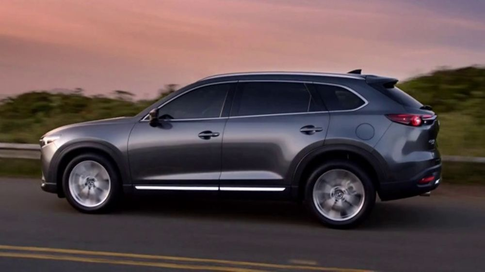 2018 mazda cx 9 tv commercial 39 driving matters crafted. Black Bedroom Furniture Sets. Home Design Ideas