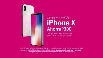 T-Mobile TV Spot, 'La magia del iPhone X' canción de Lumidee [Spanish] - Thumbnail 8