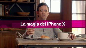 T-Mobile TV Spot, 'La magia del iPhone X' canción de Lumidee [Spanish] - Thumbnail 7