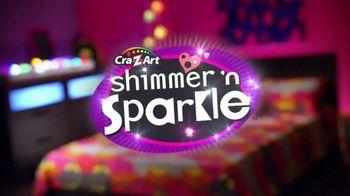 Cra-Z-Art Shimmer'n Sparkle Crazy Lights TV Spot, 'Super Cool Nails' - Thumbnail 1