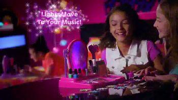 Cra-Z-Art Shimmer'n Sparkle Crazy Lights TV Spot, 'Super Cool Nails' - Thumbnail 3
