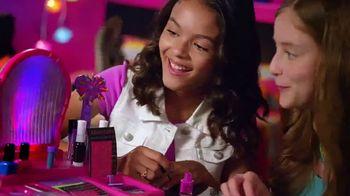 Cra-Z-Art Shimmer'n Sparkle Crazy Lights TV Spot, 'Super Cool Nails' - Thumbnail 4