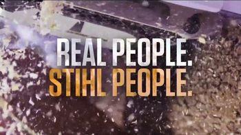 STIHL TV Spot, 'Real People: Chain Saw Savings' - Thumbnail 2