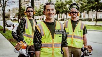 STIHL TV Spot, 'Real People: Chain Saw Savings' - Thumbnail 3