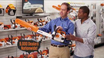STIHL TV Spot, 'Real People: Chain Saw Savings' - Thumbnail 9