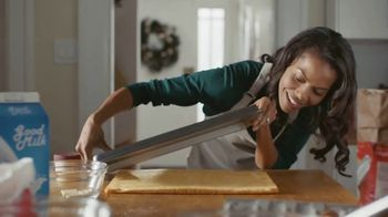 Pam Baking Spray TV Spot, 'If You Can Wrap a Football...' - 602 commercial airings